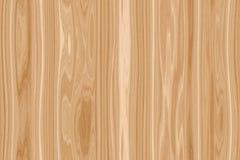 无缝的棕色木板台纹理例证 图库摄影