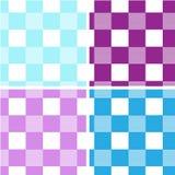 无缝的正方形 免版税库存图片