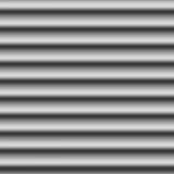 波纹状的金属背景 免版税图库摄影