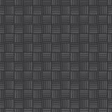 无缝的深灰正方形 图库摄影