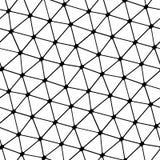 无缝的滤网样式 免版税库存图片