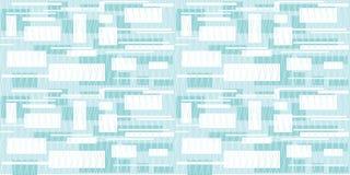 无缝的灰色线和的长方形 免版税库存图片
