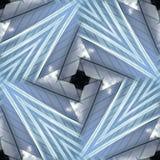 无缝的玻璃模式背景7 免版税库存照片