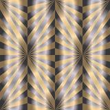 无缝的珍珠多角形样式 几何抽象的背景 免版税图库摄影