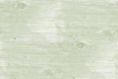 无缝的白色木纹理 库存图片