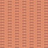 无缝的砖传染媒介样式 库存例证