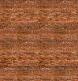 无缝的砖纹理 库存图片