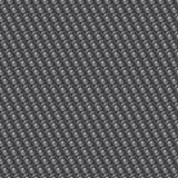 无缝的碳样式 免版税库存图片