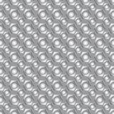 无缝的碳样式 免版税图库摄影