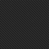 无缝的碳纤维纹理 免版税库存照片