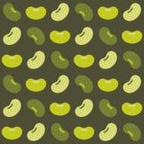 无缝的种子样式传染媒介 免版税库存图片