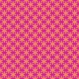 无缝的简单的几何雪剥落样式背景-传染媒介装饰 库存例证