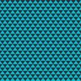 无缝的纹理三角 库存照片