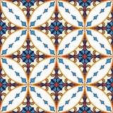 无缝的纹理向量 美好的色的样式 免版税库存照片