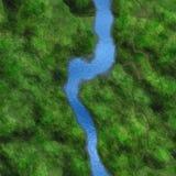 无缝的纹理地球 图库摄影