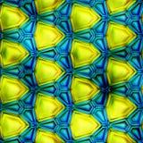 无缝的纹理抽象发光五颜六色 免版税库存图片