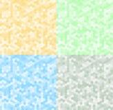 无缝的纹理灰色六角形的栅格 也corel凹道例证向量 库存照片
