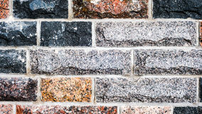 无缝的纹理,背景,扔石头标示用花岗岩墙壁 砂岩 石背景墙壁 面对石头 免版税库存图片