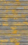 无缝的老木板条,破裂的背景 库存照片