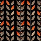 无缝的花卉样式纹理摘要背景 免版税库存照片