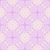 无缝的花卉紫罗兰色模式 免版税库存图片