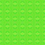 无缝的金刚石样式鲜绿色的唯一颜色 免版税库存照片