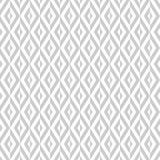 无缝的金刚石样式 几何纹理 免版税库存图片