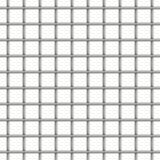 无缝的金属栅格传染媒介样式背景 免版税库存图片