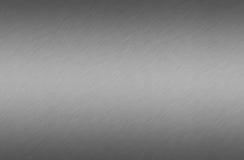 无缝的金属纹理背景 库存照片