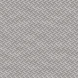 无缝的金属纹理菱形塑造1 库存图片
