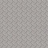 无缝的金属纹理菱形塑造3 免版税库存图片