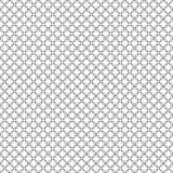 无缝的铁丝网 传染媒介背景纹理 库存图片