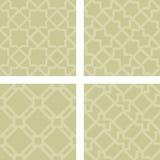 无缝的阿拉伯语 免版税库存照片