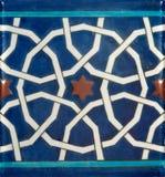 无缝的陶瓷地垫 免版税库存照片