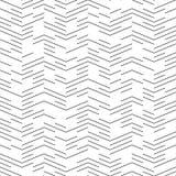 无缝的雪佛Z形图案 对样片的下落和享用!EPS 10 皇族释放例证
