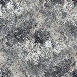 无缝的黑灰色墙纸纹理老 免版税库存图片
