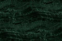 无缝的绿色大理石纹理 库存照片