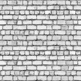 无缝的brickwall 图库摄影