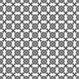 无缝的florla样式 库存照片