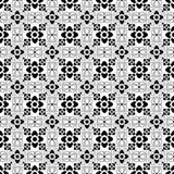无缝的florla样式 免版税库存照片
