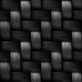 无缝碳的纤维 免版税库存照片
