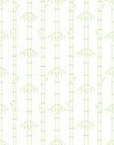 无缝竹的模式 免版税库存图片