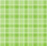 无缝绿色的模式 库存图片