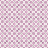 无缝美好的colibri的花纹花样 粉红色,紫色 向量例证