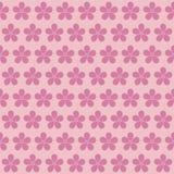 无缝花卉的模式 10 eps 免版税库存照片