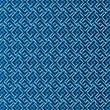 无缝蓝色的样式背景 向量例证