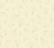 无缝银杏树的模式 免版税库存照片