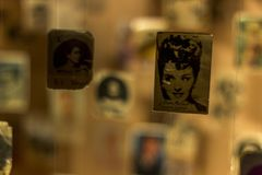 无罪伊斯坦布尔博物馆  图库摄影