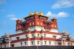 无锡灵山巨人菩萨风景区五尹Tan市 免版税图库摄影