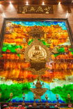 无锡灵山菩萨山风景区灵山梵蒂冈宫殿& x22; 中国西藏world& x22; 免版税库存图片